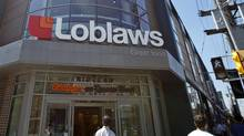 Loblaws on Queen St. at Portland St. in downtown Toronto. July 15, 2013. (Gloria Nieto/The Globe and Mail)