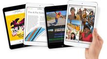 Apple store image of the iPad Mini with Retina display (Apple.ca)