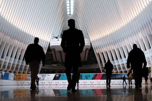 The cost of the World Trade Center Transportation Hub reached $4-billion (U.S.).