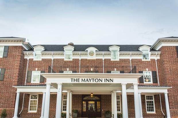 The Mayton Inn.