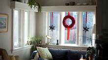 How Lisa Mackay decorated her home for the holidays