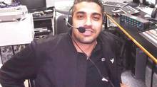 Egyptian-Canadian journalist Mohamed Fahmy is shown in a handout photo. (HANDOUT/THE CANADIAN PRESS)