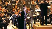 Rufus Wainwright performs with the Orchestre Symphonique de Montreal (Handout)