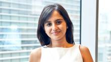 Orgaizer Rabia Khan, organizer for Social Enterprise Cup at Concordia University's John Molson School of Business.