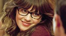 Zooey Deschanel stars in New Girl. (Isabella Vosmikova/Fox)