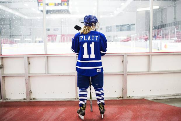 Since coming out publicly, Platt has received hundreds of encouraging messages on social media.