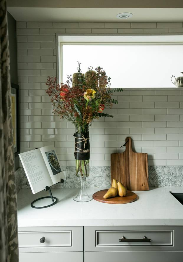 Toronto based interior designer Gillian Gilliesâ favourite room in her home is her kitchen.