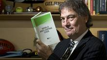 David Howman, President of the World Anti-Doping Agency (WADA) poses for a photograph at their head office in Montreal in this November 5, 2009 file photograph. (CHRISTINNE MUSCHI/Reuters)