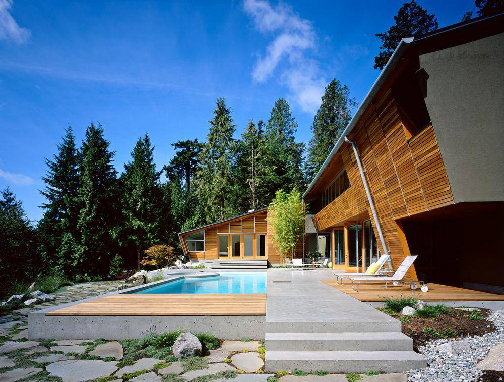 A look at four novel pool designs that are making waves for Pool design vancouver