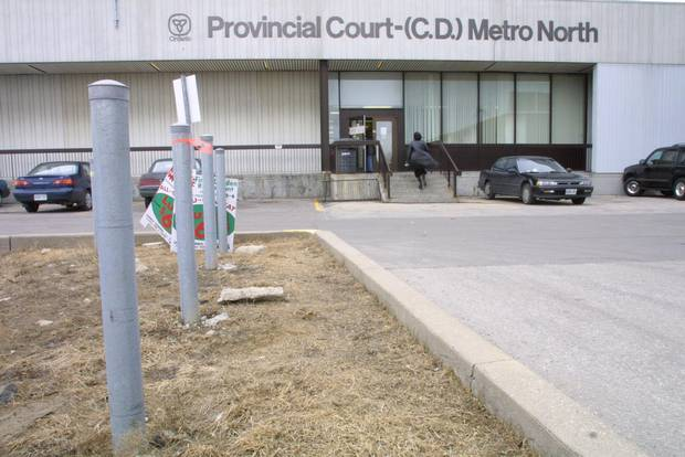 The provincial courthouse at 2201 Finch Ave. W. will remain open to handle all bail hearings and first appearances for anyone charged with a criminal offence in Toronto. There are even questions about this location given the courthouse's distance from much of the city.