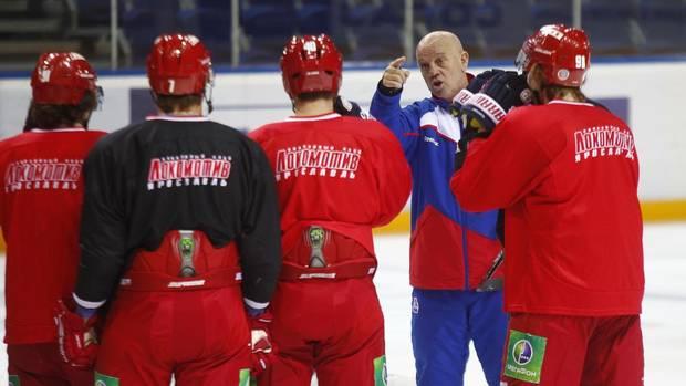 KHL: Rebuilding Lokomotiv Roaring Like A Runaway Freight Train