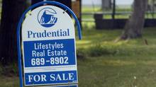Prudential real estate sign. (Fred Lum/The Globe and Mail/Fred Lum/The Globe and Mail)