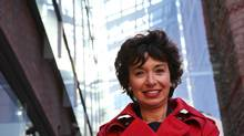 Canadian Board Diversity Council and Women's Executive Network founder Pamela Jeffery is photographed in Toronto on April 18, 2012. (Deborah Baic/The Globe and Mail)