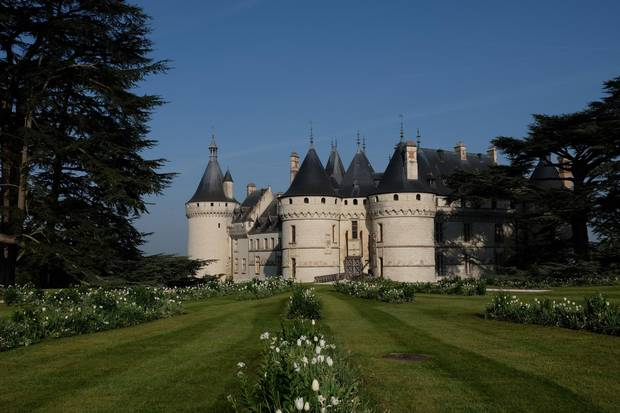 Domaine de Chaumont-sur-Loire, hosted the 26th International Garden Festival and the gardens there couldn't be more different from those at Chambord.