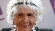 Alice Munro won the Scotiabank-Giller Prize in 1998 and 2004. (PETER MORRISON)