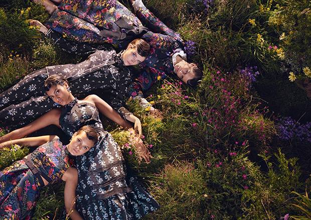 Montreal Erdem Moralioglu is the latest designer to collaborate with H&M on a capsule collection. The collaboration gave him a chance to create men's wear for the first time.