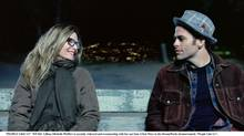 "Michelle Pfeiffer and Chris Pine in a scene from ""People Like Us"" (Dreamworks)"