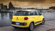 2014 Fiat 500L (Chrysler)