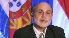 U.S. Federal Reserve Board Chairman Ben Bernanke speaks at the International Monetary Conference in Atlanta, Georgia, June 7, 2011. Bernanke (Reuters/Tami Chappell/Reuters/Tami Chappell)