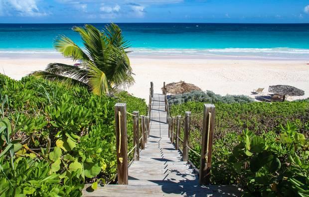 North Eleuthera, Bahamas.