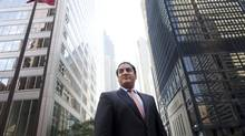 Sasha Jacob's firm Jacob Securities has survived a retrenchment and is back in growth mode, now handling a wider range of underwriting and advisory services. (Moe Doiron/The Globe and Mail)