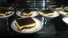 Nanaimo bar.