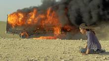 "Lubna Azabal as Nawal Marwan in ""Incendies"": Under the old rules, this internationally acclaimed movie and Oscar nominee was not deemed a ""hit"". (Courtesy of eOne Films)"
