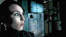 Noomi Rapace as Lisbeth Salander in The Girl Who Kicked the Hornets' Nest.