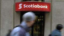 Scotiabank buys ING Bank of Canada assets (Louie Palu/The Globe and Mail)