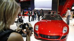 All 80 Ferrari SA Apertas have already been sold.