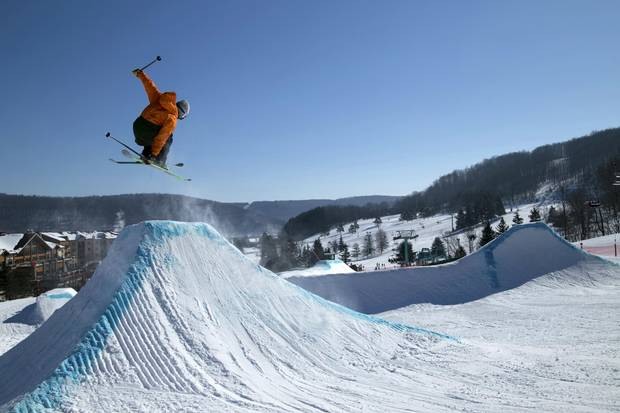 From Jan. 2 through Jan. 8, all lift tickets and equipment rentals at the Holiday Valley ski resort in Ellicottville, N.Y., will be sold at par for Canadian cash.