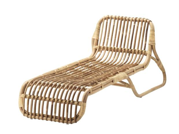 Jassa lounger, $149 at Ikea (www.ikea.ca).