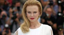 "Cast member Nicole Kidman poses during a photocall for the film ""Grace of Monaco"" (Grace de Monaco) out of competition before the opening of the 67th Cannes Film Festival in Cannes May 14, 2014. (ERIC GAILLARD/REUTERS)"