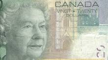 Canadian $20 bill