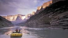 Floating through the Grand Canyon: Does it beat a city creek? (Bruce Kirkby/Bruce Kirkby)
