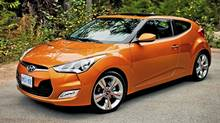 Hyundai Veloster. (Tomasz Wagner/Hyundai)