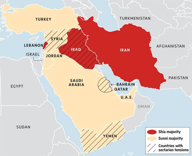 The Saudi Arms Deal What Weve Learned So Far And What Could - How the globe and maps help us