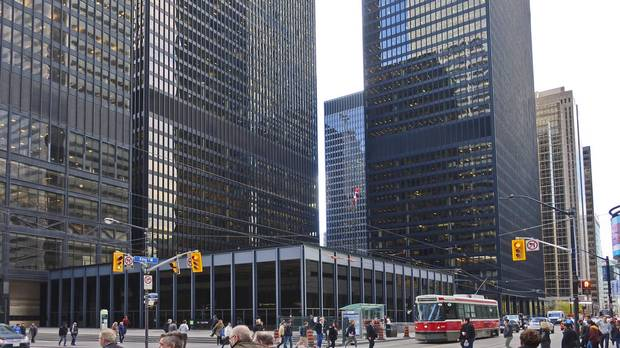 The Toronto-Dominion Centre in Toronto is among the first seven buildings in Canada to be certified by WiredScore.