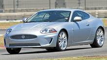 2012 Jaguar XKR. (Jaguar)