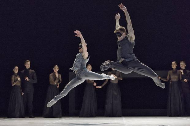 Nothing on the Canadian dance landscape is quite like Ballet BC, an ambitious company that blurs the line between classical and contemporary.