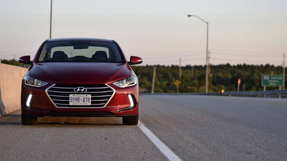 A Week With The Hyundai Elantra Car For 99 Per Cent That Punches Above Its Price