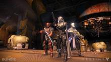 Destiny isn't just a Halo clone, though – it also borrows from the Borderlands series by incorporating such role-playing elements as different character races and classes. Players can opt to play a warrior-like Titan, a stealthy Hunter or a magic-using Warlock, with separate upgradeable weapons and armour available for each. (Bungie)