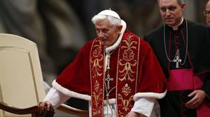 Timeline: major events of Pope Benedict's papacy