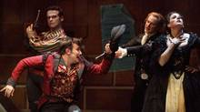 """A scene from a dress rehearsal for Opera Atelier's """"Don Giovanni"""" (Bruce Zinger)"""