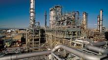 The LyondellBasell refinery in Houston. (LyondellBasell)