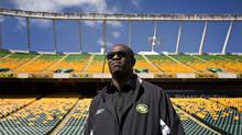 Eskimos general manager Ed Hervey in no stranger to CFL success in Edmonton. (JASON FRANSON/THE GLOBE AND MAIL)
