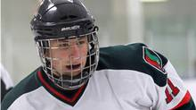 Alberta minor hockey player Kyle Fundytus, 16, passed away after being struck by a puck in a game on Nov. 12, 2011. (South Side Athletic Club/South Side Athletic Club)