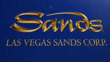 Las Vegas Sands Corp. is one of several companies vying for a potential downtown casino project in Toronto. (BOBBY YIP/REUTERS)