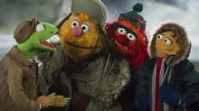 Fun song-and-dance numbers can't save a Muppets movie that lacks any inspiration. (Jay Maidment/Disney Enterprises)