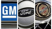 Total car and truck sales in Canada rose again in June, reaching 171,608, according to fresh numbers released Wednesday. (AP)